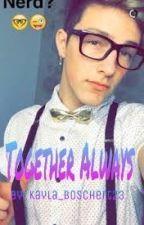 Together Always {a Tayler Holder fanfic} by Kayla_Boschert23
