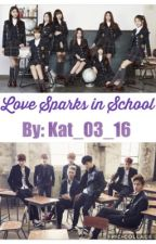 Love Sparks in School by Kat_03_16
