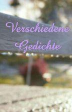 Verschiedene Gedichte by AngieDaisy