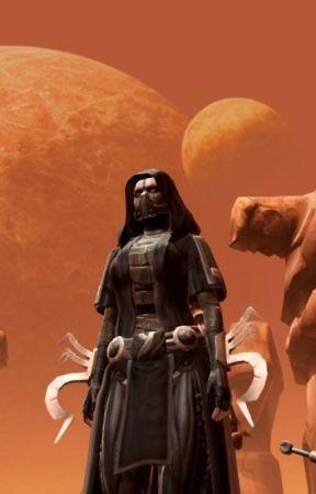Le sang des Sith by MorKhaan