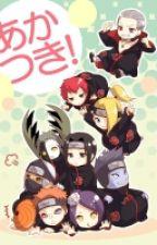 Akatsuki. Wait... THEY'RE KIDS?! REWRITING by animelover1101