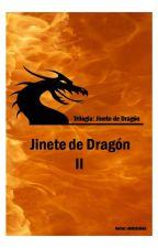 Trilogía Jinete de Dragón: Jinete de Dragón (II) by elolalalola