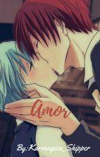 Amor. (Próximamente) by -Daneko-