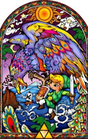 Legend of Zelda Wind Waker               (A slightly distorted tale) by CRT_hater777