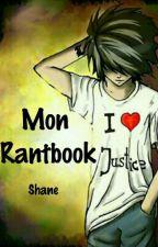 Mon rantbook by x-Shane-x