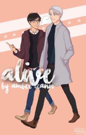 alive // viktuuri au by amber-writer