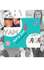 Amienemigas |YAM Y JIM| by GabiDionich
