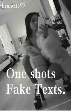 One shots/Fake Texts:Justin Bieber by B-brunette