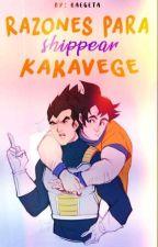 Razones Para Shippear KakaVege 「カカベジ」 by ImagineTheShips4
