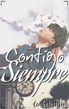 Contigo siempre  (BTS yaoi) by CachetesMin