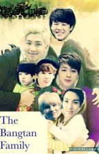 The Bangtan Family by -goldenhyung