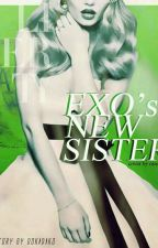 EXO's New Sister by dokidiko