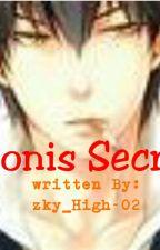 The Adonis Secret by kurutkut21