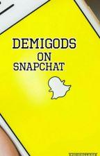 Demigods on Snapchat by CampHB_DemiGod