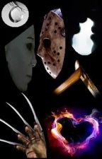 Jason X Michael- A Psycho Love by JaylaVoorhees13