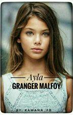 Ayla Granger Malfoy by LolliBrin