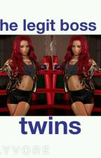 Sasha Banks twin sister (wwe love/hate story) by sunflower652