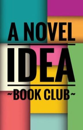 A Novel Idea ~Book Club~ by lake_girl2