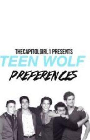 Teen wolf preferences where you meet wattpad m4hsunfo