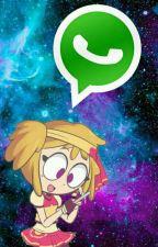 FNAFHS Whatsapp by Umaru-han