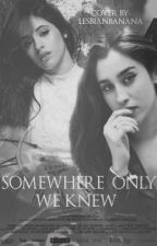 SOMEWHERE ONLY WE KNEW by merari-cabello