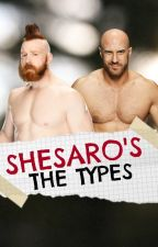 Shesaro's The Types by -NaugthyGirl-