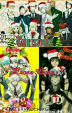 Soul eEater and Black Butler Christmas cross over by TearKuchiki