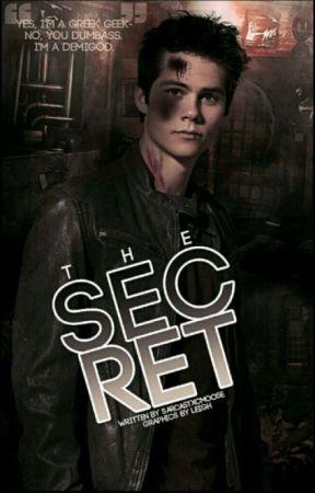 THE SECRET [PERCYJACKSON/TEENWOLF] by SarcastxcMoose