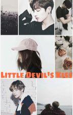 Little Devil's  Kiss  by KimShin_