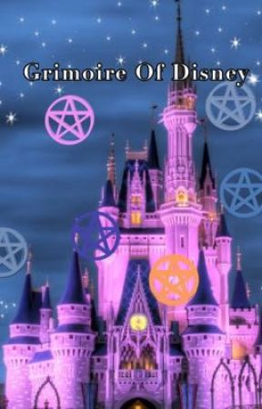 Grimoire Of Disney  by wolfbit1232