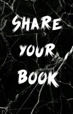 #Share your book by GangGucci