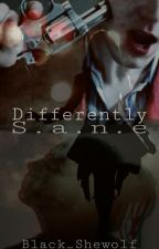 Differently Sane - Jerome Valeska by Black_Shewolf