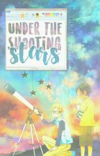 ☆ミ under the shooting stars;; art trash by saitokohru