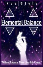 The Elemental Balance by xxKStyle101xx
