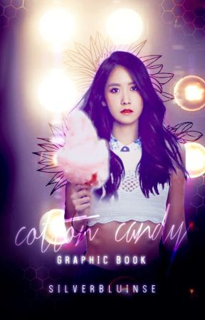 「 COTTON CANDY 」| GRAPHIC BOOK [ ENTRIES ; REQUESTS ] by SilverBluinse
