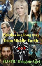 Thedas is a long way from Middle-Earth (LOTR/Dragon Age - Blackwall Pairing) by insaneredhead