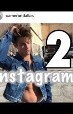 Instagram [CameronDallas y ________] 2  by SilvermistK