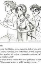 Percy Jackson Teaches DADA at Hogwarts by HootOwlSKGO