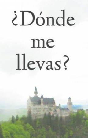 ¿Dónde me llevas? by veriavenus
