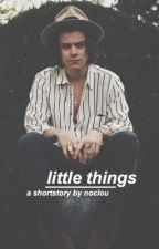 Little Things ; hes by noclou