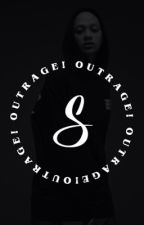 OUTRAGE ( #2 of the LOVING MY CURVES SERIES) by alishasbutler