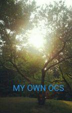 My OCs by EvanSmith117