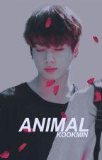 兎; Animal (kookmin ◆ fanfic) by zicopath-