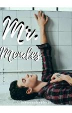 Mr. Mendes by johannabekhuis
