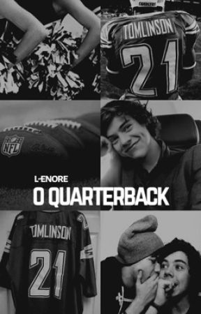 The Quarterback; larry stylinson by morgendstern