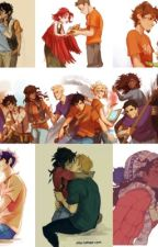 HEROES OF OLYMPUS ONE SHOTS  by RandomFangirl_2000