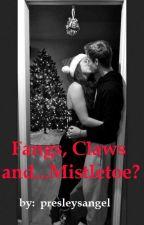 Fangs, Claws, and...Mistletoe? by presleysangel