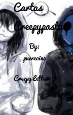 Cartas creepypasta by puercoinc