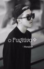 ✱ FUGITIVO ✱ [Namjin]  by barquitos_de_papel