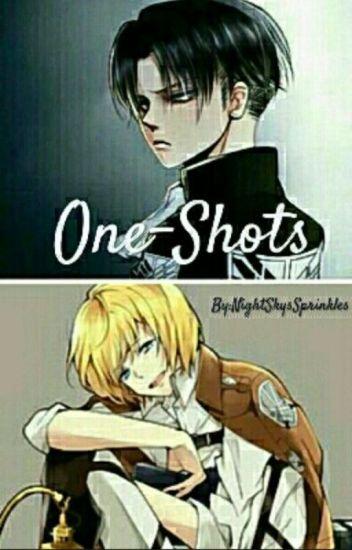 One-Shots [Levi x Reader] & [Armin x Reader